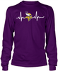 Minnesota Vikings Heartbeat
