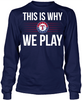 This is Why We Play - Texas Rangers