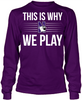 This is Why We Play - Northwestern Wildcats
