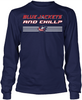 Blue Jackets and Chill?