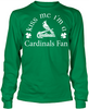 Kiss Me I'm A Cardinals Fan