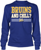 Bruins and Chill?