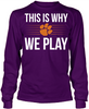 This is Why We Play - Clemson Tigers