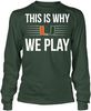 This is Why We Play - Miami Hurricanes