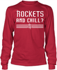 Rockets and Chill?