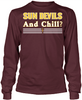 Sun Devils and Chill?