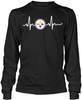 Pittsburgh Steelers Heartbeat