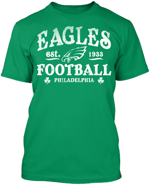 Philadelphia Eagles - St. Patrick's Day Blarney