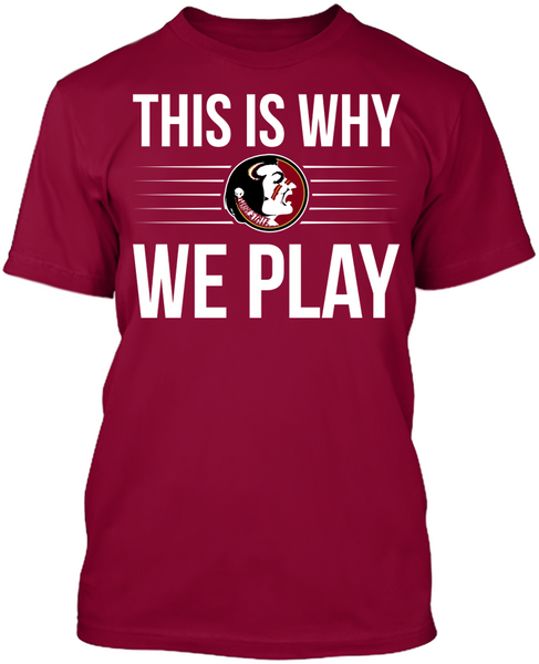 This is Why We Play - Florida State Seminoles