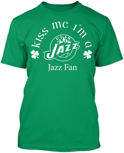 Kiss Me I'm A Jazz Fan
