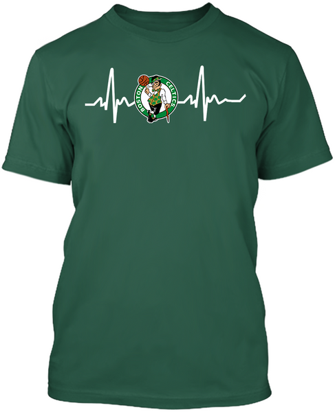 Boston Celtics Heartbeat