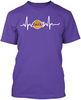 Los Angeles Lakers Heartbeat