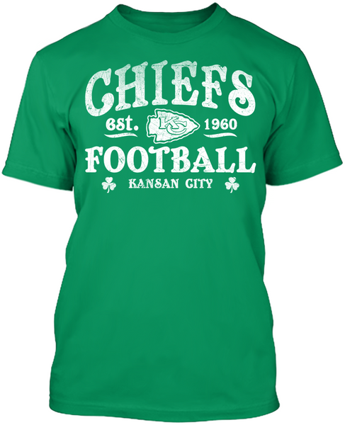 Kansas City Chiefs - St. Patrick's Day Blarney