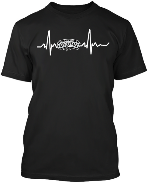 San Antonio Spurs Heartbeat