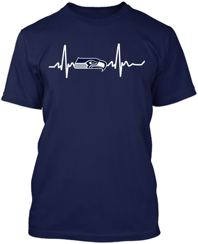 Seattle Seahawks Heartbeat