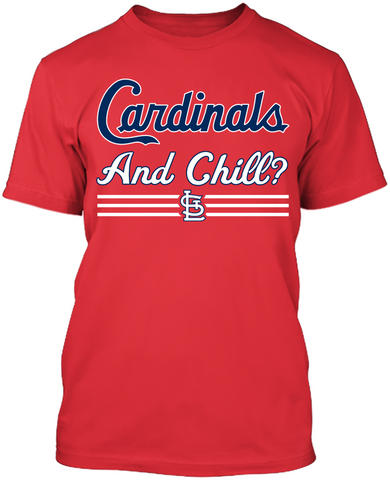 Cardinals and Chill?