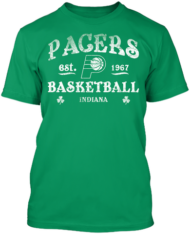INDIANA PACERS - St. Patrick's Day Blarney
