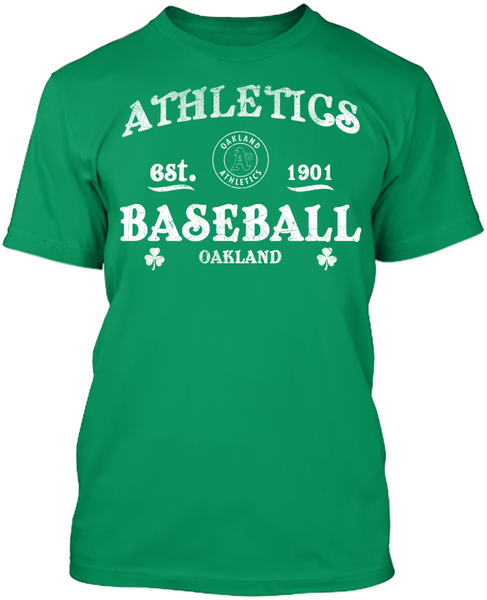 Oakland Athletics - St. Patrick's Day Blarney