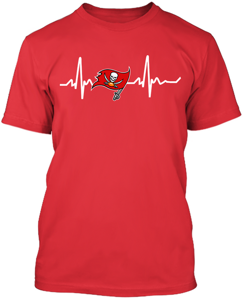 Tampa Bay Buccaneers Heartbeat