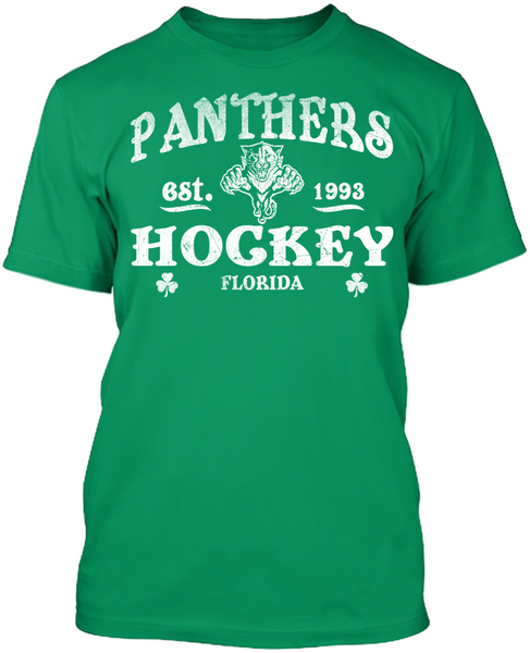 Florida Panthers - St. Patrick's Day Blarney