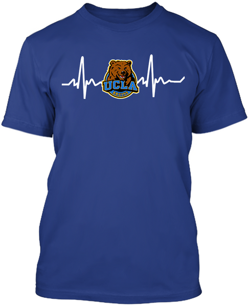 UCLA Bruins Heartbeat