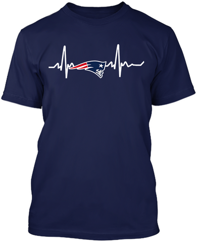 New England Patriots Heartbeat