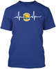 Golden State Warriors Heartbeat