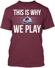 This is Why We Play - Colorado Avalanche
