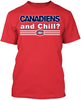 Canadiens and Chill?