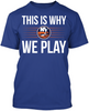This is Why We Play - New York Islanders