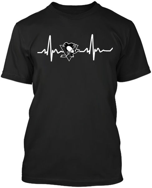 Pittsburgh Penguins Heartbeat