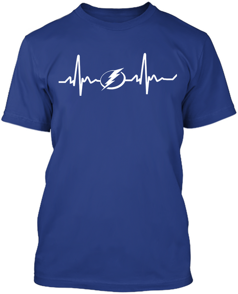 Tampa Bay Lightning Heartbeat