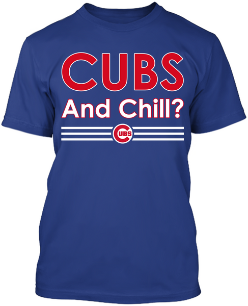 Cubs and Chill?