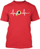 Washington Redskins Heartbeat