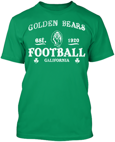 California Golden Bears - St. Patrick's Day Blarney