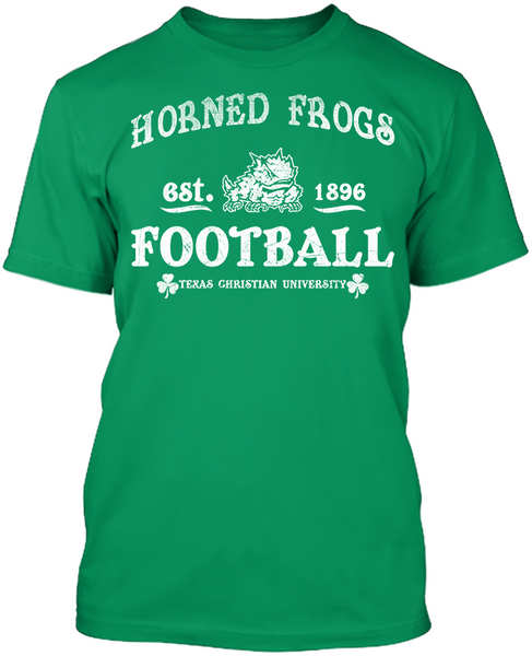 TCU Horned Frogs - St. Patrick's Day Blarney