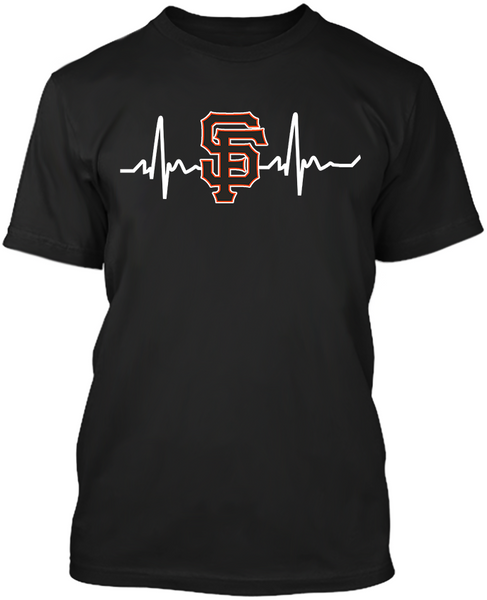 San Francisco Giants Heartbeat