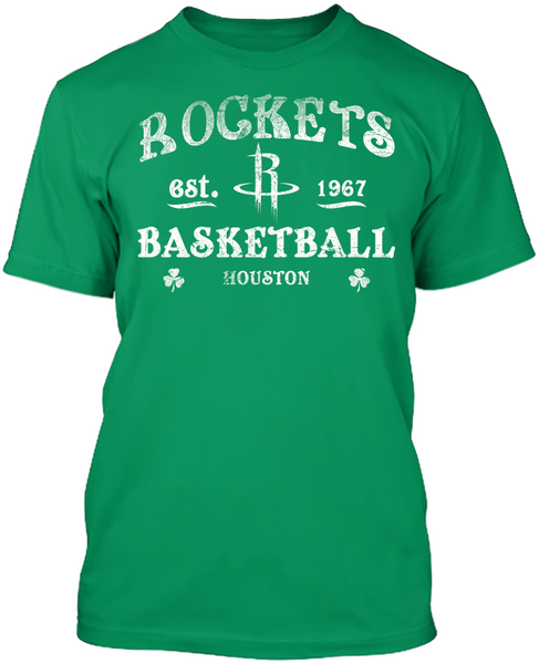 HOUSTON ROCKETS - St. Patrick's Day Blarney