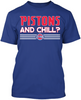 Pistons and Chill?