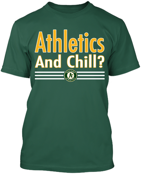 Athletics and Chill?
