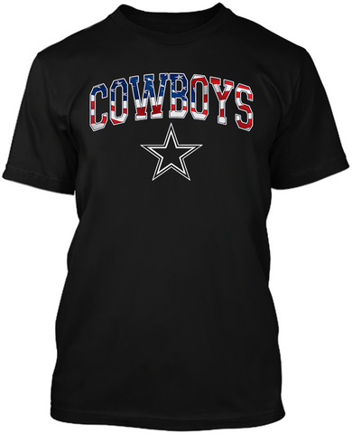 Dallas Cowboys Stars & Stripes