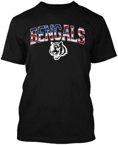 Cincinnati Bengals Stars & Stripes