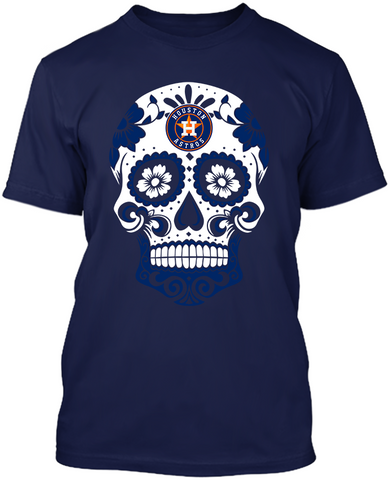 Houston Astros - Skull