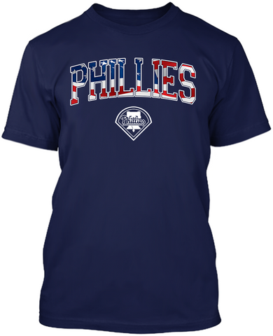 Philadelphia Phillies Stars & Stripes