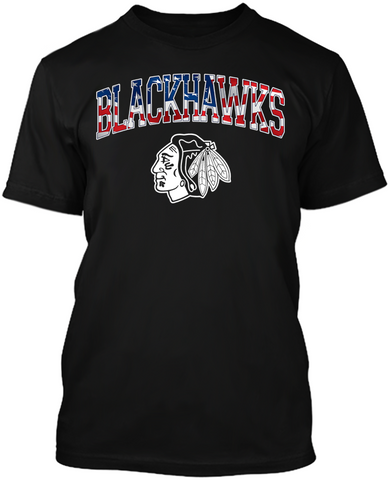 Chicago Blackhawks Stars & Stripes