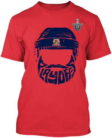 Florida Panthers 2016 Stanley Cup Playoff Beard