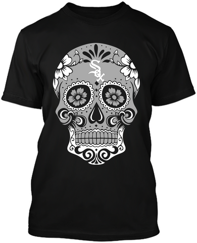 Chicago White Sox - Skull