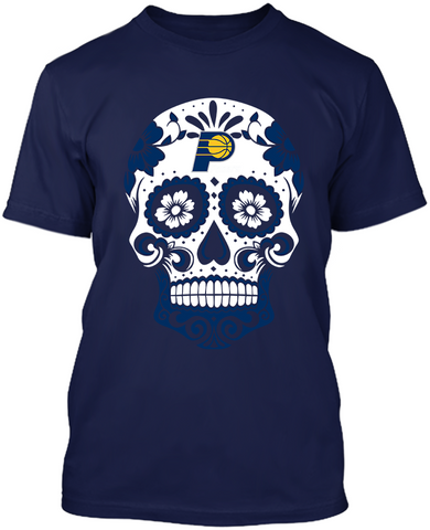 Indiana Pacers - Skull