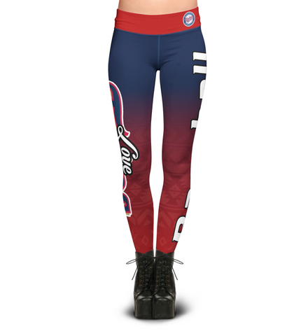 Love Minnesota Twins Leggings