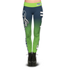 Love Seattle Seahawks Leggings